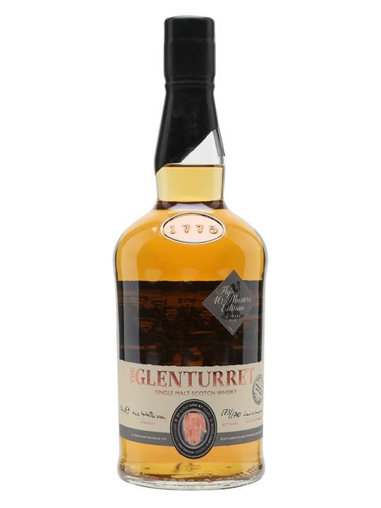 Glenturret 16 Year Old Fly's 16 Masters Edition Highland Whisky