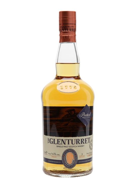Glenturret Peated Edition Highland Single Malt Scotch Whisky