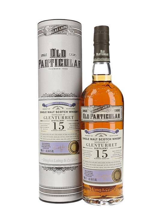 Glenturret 2004 / 15 Year Old / Old Particular Highland Whisky