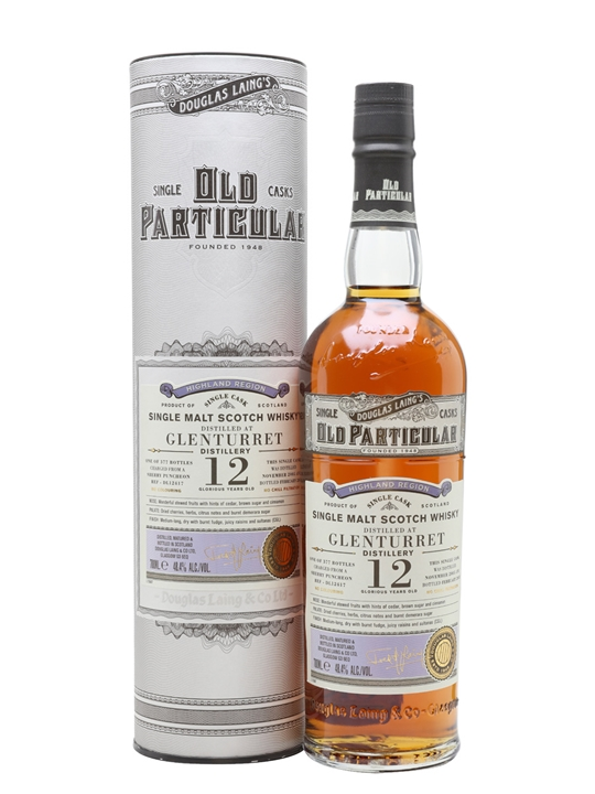 Glenturret 2005 / 12 Year Old / Old Particular Highland Whisky
