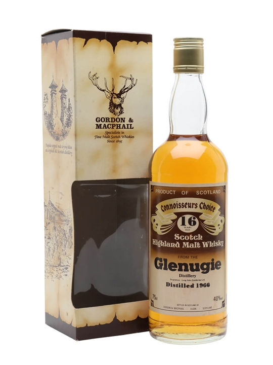 Glenugie 1966 / 16 Year Old / Connoisseurs Choice