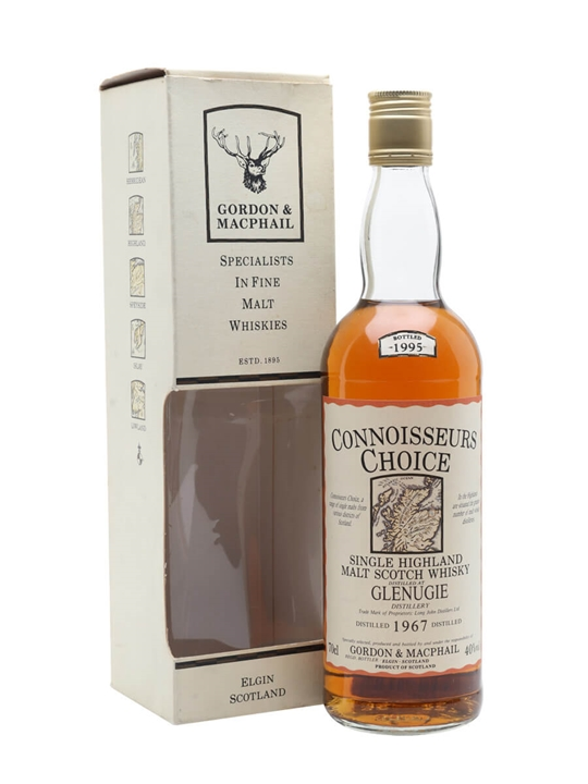 Glenugie 1967 / Connoisseurs Choice Highland Single Malt Scotch Whisky