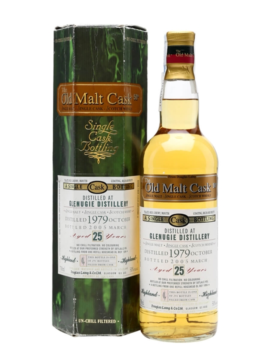 Glenugie 1979 / 25 Year Old / Douglas Laing Highland Whisky
