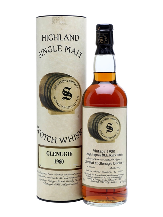Glenugie 1980 / 16 Year Old / Cask #3660+61 Highland Whisky