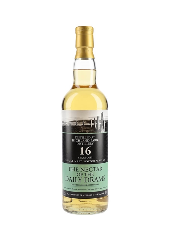 Highland Park 2003 / 16 Year Old / Daily Dram Island Whisky