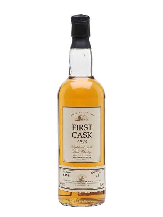 Highland Park 1974 / 20 Year Old / First Cask Island Whisky