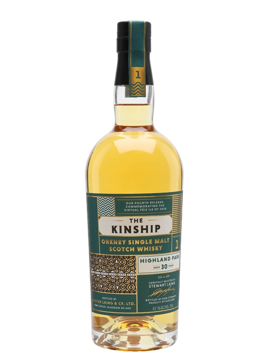 Highland Park 1989 / 30 Year Old / Edition #1 / The Kinship Island Whisky