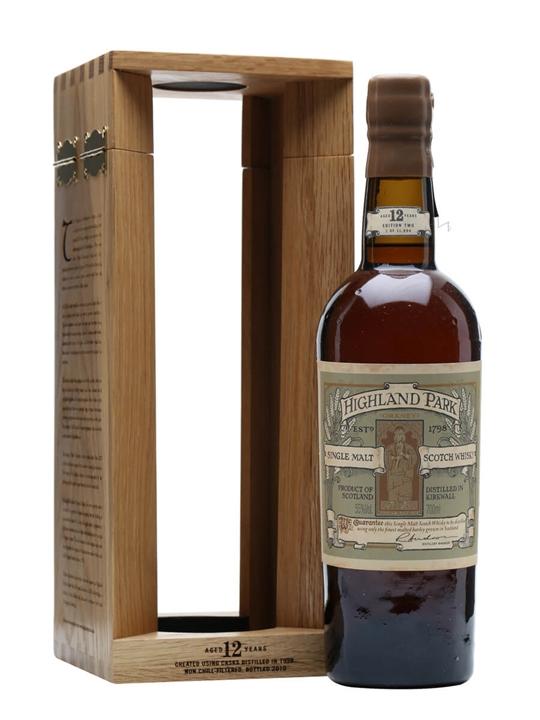 Highland Park St. Magnus 12 Year Old / Edition 2 Island Whisky