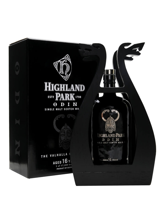 Highland Park Odin / 16 Year Old / Valhalla Collection Island Whisky