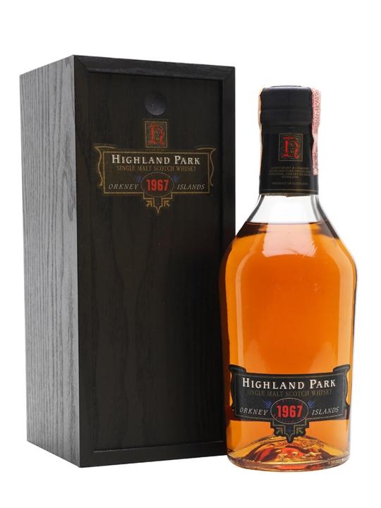 Highland Park 1967 / Bot.1991 Island Single Malt Scotch Whisky
