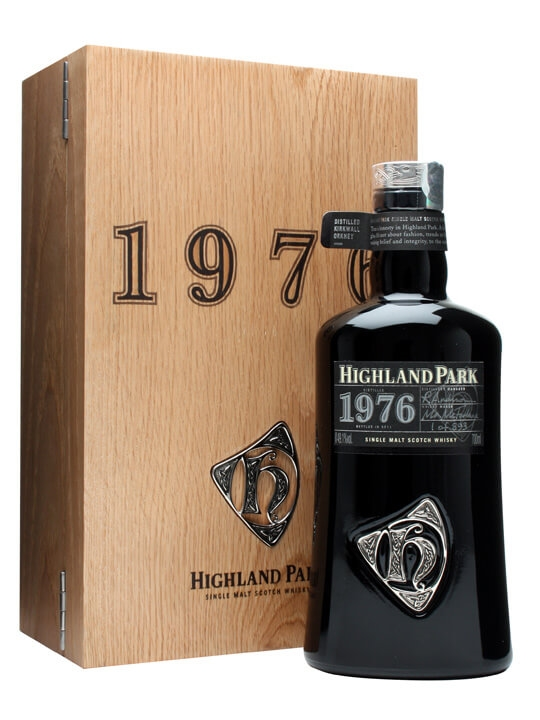 Highland Park 1976 / Orcadian Vintage Island Single Malt Scotch Whisky