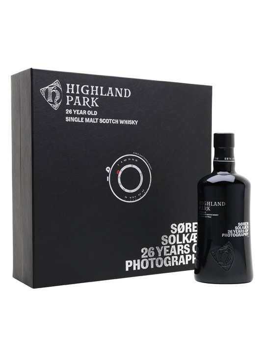 Highland Park 26 Year Old / Soren Solker Island Whisky