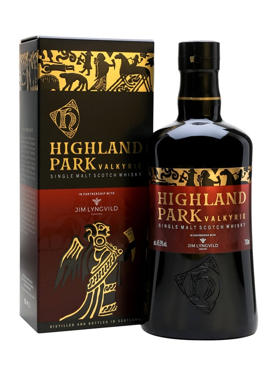 Highland Park Valkyrie Island Single Malt Scotch Whisky
