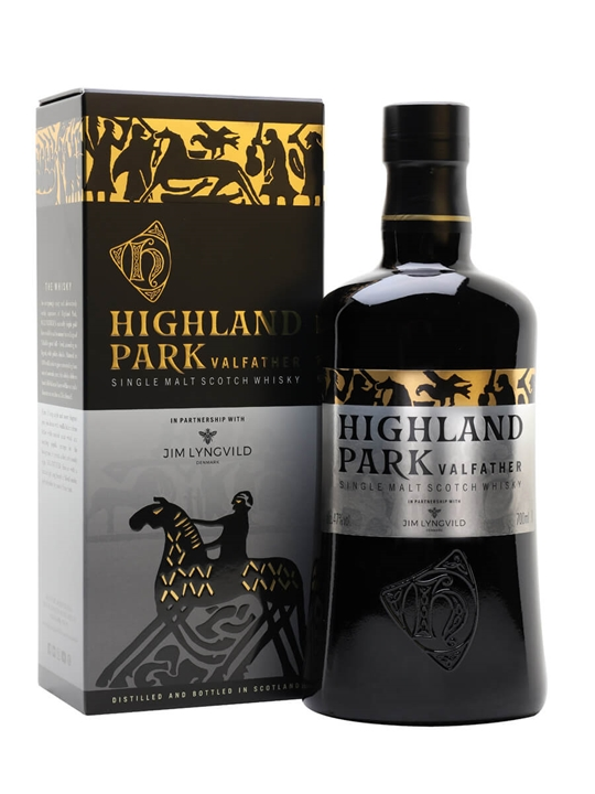 Highland Park Valfather Island Single Malt Scotch Whisky