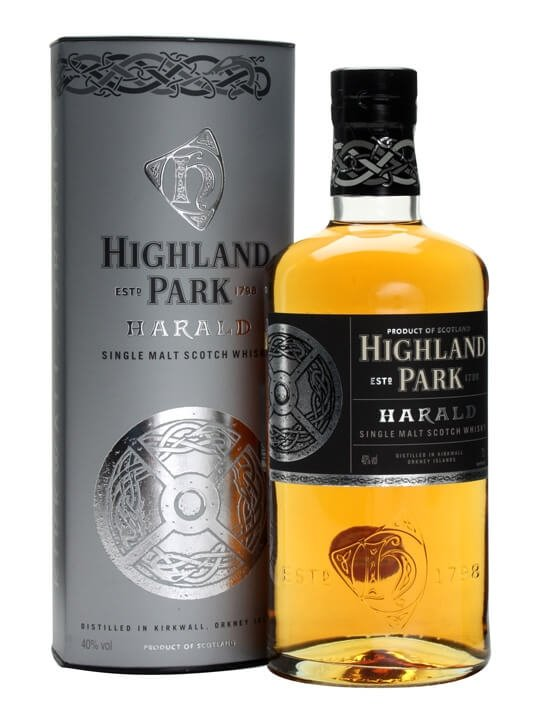 Highland Park Harald Island Single Malt Scotch Whisky