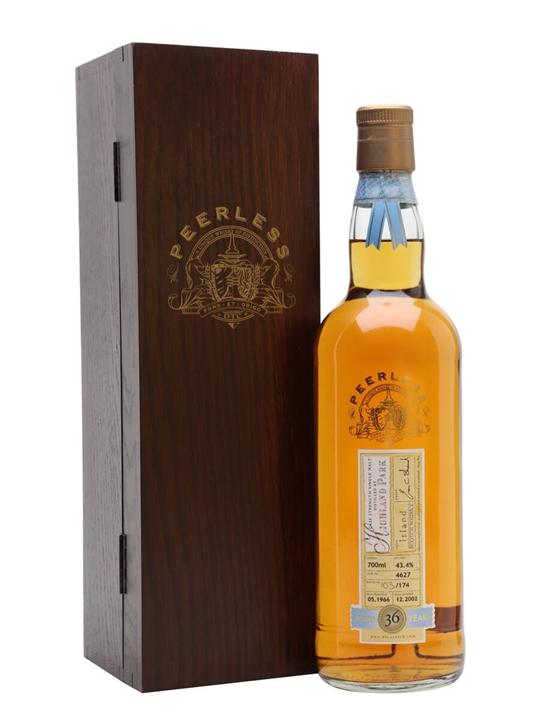 Highland Park 1966 / 36 Year Old / Peerless / Duncan Taylor Island Whisky