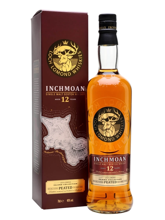 Inchmoan 12 Year Old Highland Single Malt Scotch Whisky