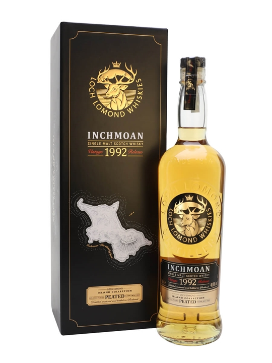 Inchmoan 1992 / 25 Year Old Highland Single Malt Scotch Whisky