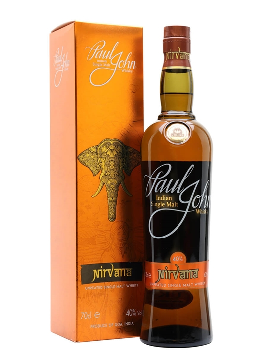 Paul John Nirvana Indian Single Malt Whisky