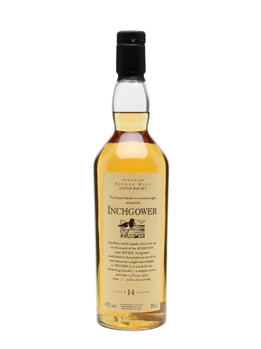 Inchgower 14 Year Old Speyside Single Malt Scotch Whisky