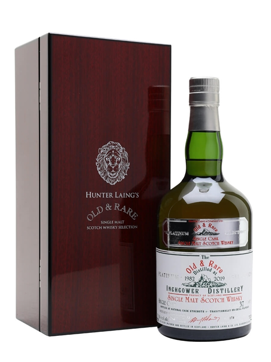 Inchgower 1982 / 37 Year Old / Old & Rare Speyside Whisky