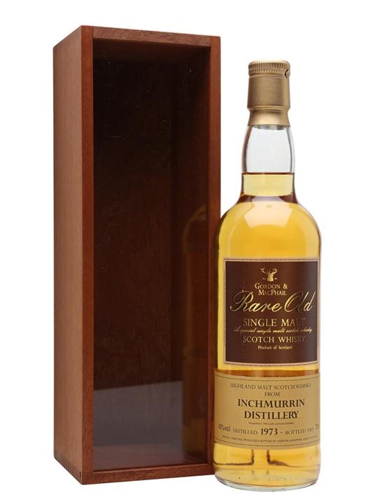 Inchmurrin 1973 / Bot.2002 / Gordon & Macphail Rare Old Highland Whisky