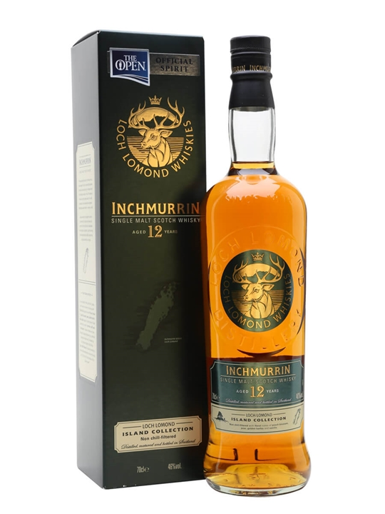 Inchmurrin 12 Year Old Highland Single Malt Scotch Whisky