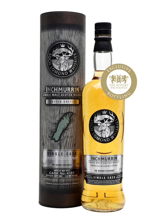 Inchmurrin 2001 / 15 Year Old / Single Cask / Twe Exclusive Highland Whisky
