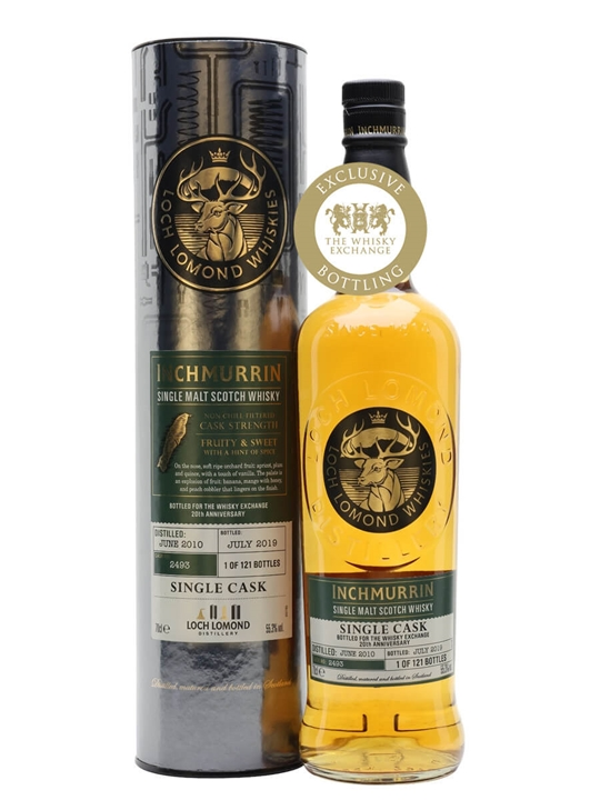 Inchmurrin 2010 / 9 Year Old / Twe Exclusive Highland Whisky