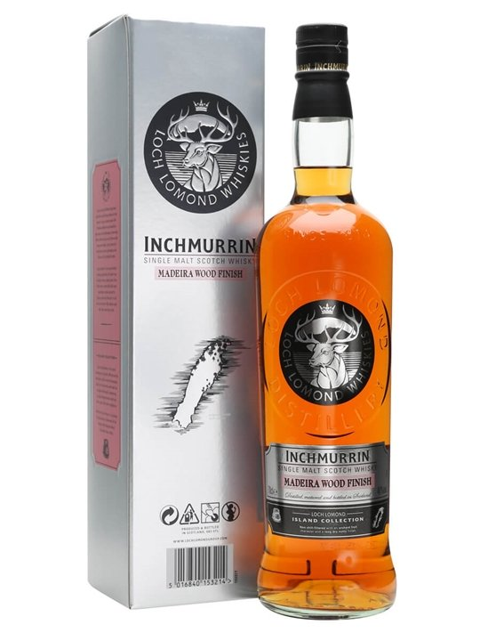 Inchmurrin Madeira Wood Finish Highland Single Malt Scotch Whisky