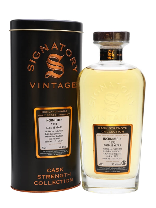Inchmurrin 1993 / 23 Year Old / Signatory Highland Whisky