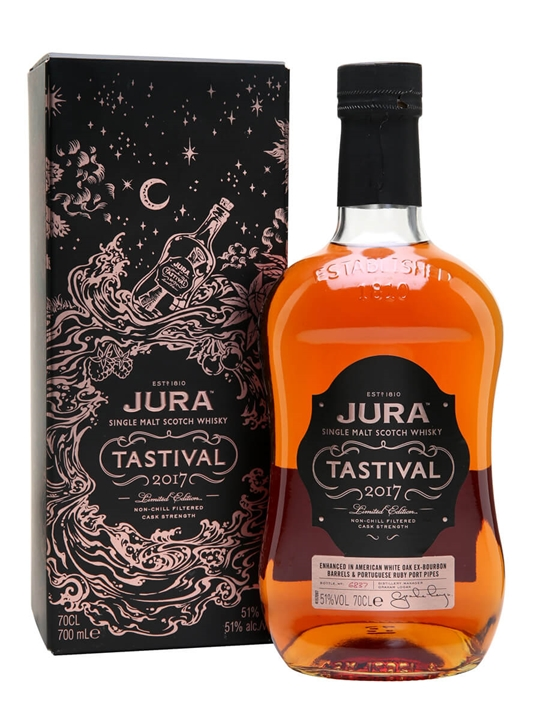 Isle of Jura Tastival 2017 Island Single Malt Scotch Whisky
