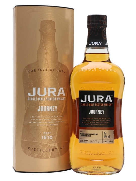 Jura Journey Island Single Malt Scotch Whisky