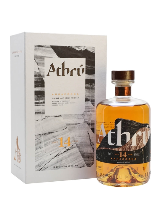 Athru Annacoona 14 Year Old Single Malt Irish Whiskey