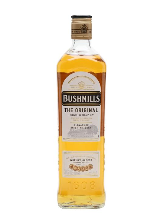 Bushmills Original Blended Irish Whiskey