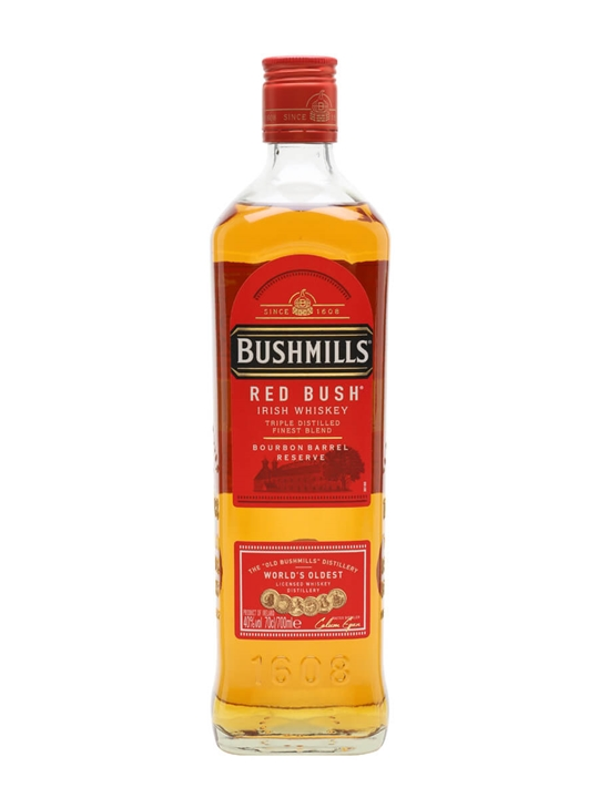Bushmills Red Bush Blended Irish Whiskey