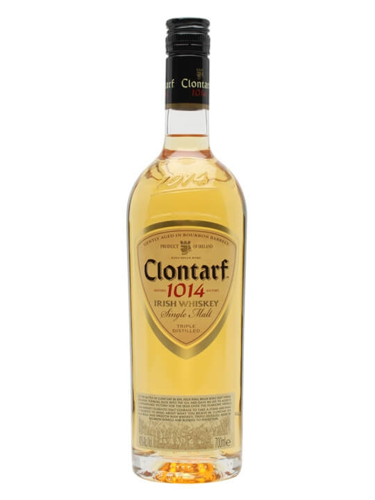 Clontarf Single Malt Irish Single Malt Whiskey