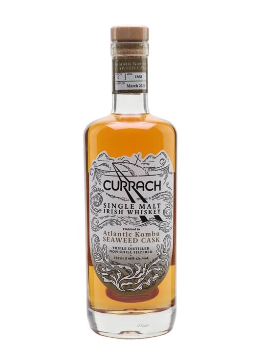 Currach Single Malt Whiskey / Atlantic Kombu Seaweed Cask