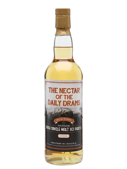 Irish Single Malt XO Part II / Nectar of the Daily Drams
