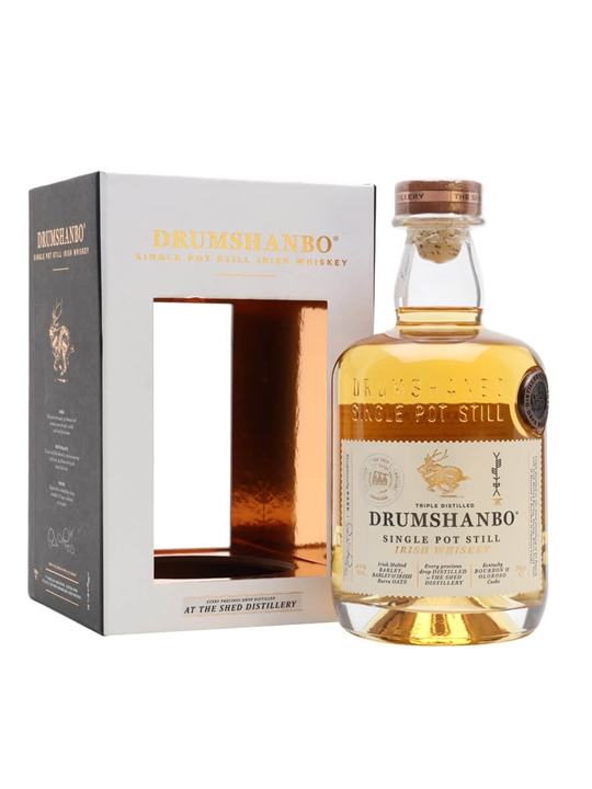 Drumshanbo Single Pot Still Whisky Irish Single Pot Still Whisky
