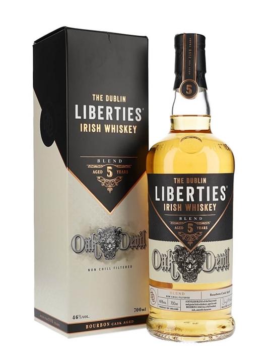 Dublin Liberties / Oak Devil Blended Irish Whiskey