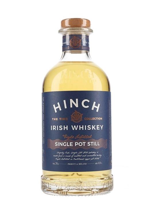 Hinch Pot Still Single Pot Still Irish Whiskey