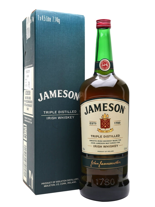 Jameson / Bar Bottle Blended Irish Whiskey