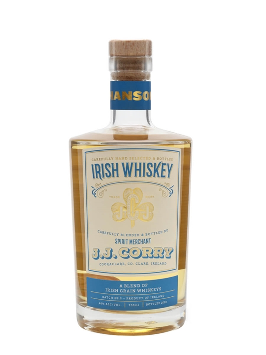 JJ Corry The Hanson / Batch 2 Blended Irish Whiskey