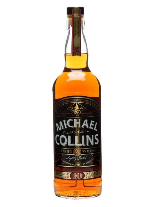 Michael Collins 10 Year Old Malt Whiskey Single Malt Irish Whiskey