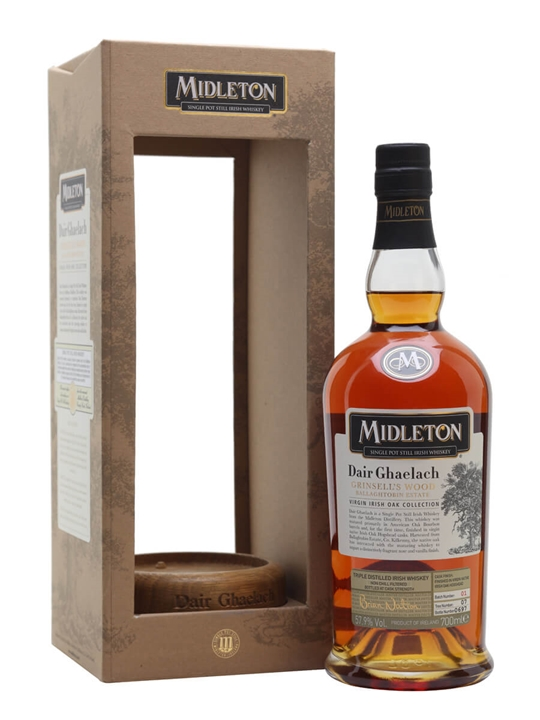 Midleton Dair Ghaelach / Tree 7 Single Pot Still Irish Whiskey