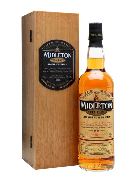 Midleton Very Rare / Bot.2016 Blended Irish Whiskey