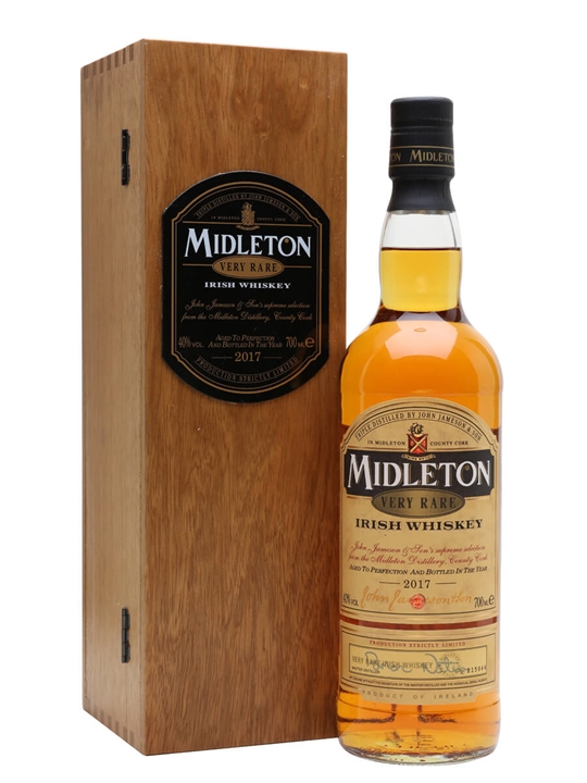 Midleton Very Rare / Bot.2017 Blended Irish Whiskey