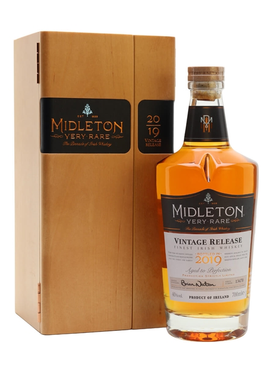 Midleton Very Rare / Bot.2019 Blended Irish Whiskey