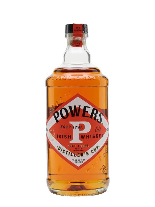 Powers Gold Distiller's Cut Blended Irish Whiskey